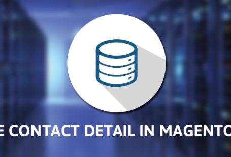 Create a new Model and Store Contact Details in Database