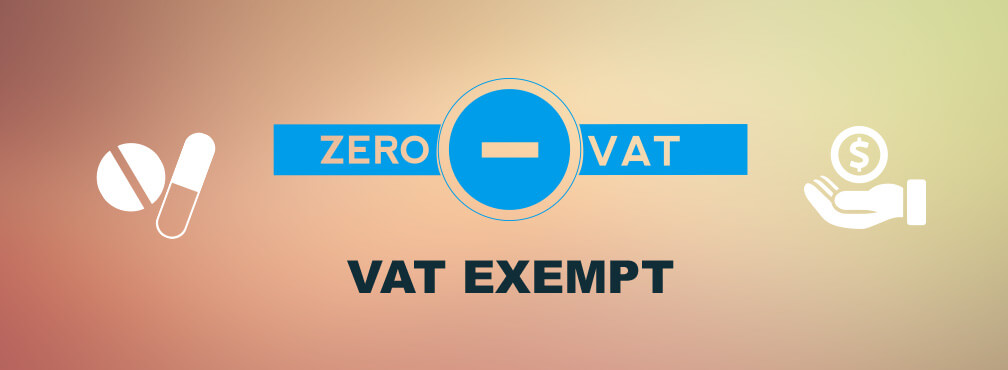 VAT exempt calculation procedure with a solution for Magento Ecommerce store