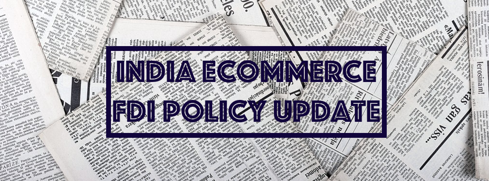 India clears 100% FDI in Ecommerce Marketplaces with certain clauses