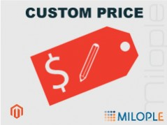 Magento Custom Price - small image