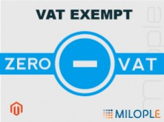 Magento Vat Exempt - small image