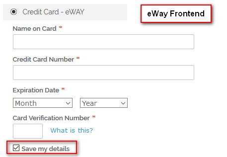 eWay Frontend